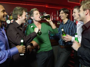 Men Believe That Alcohol Cures All Ailments