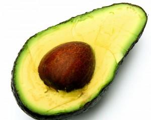 creamy avocado salad