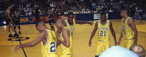 Michigan Basketball Scandal