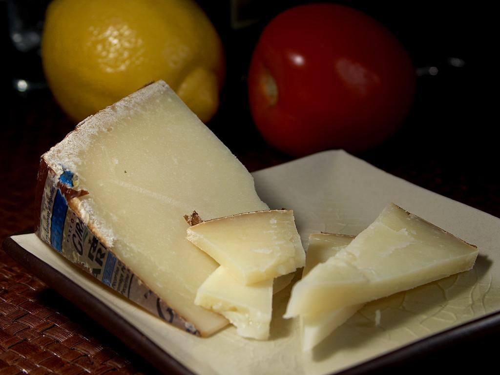 Pecorino and Amarone