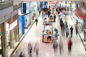 shopping mall survival