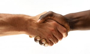 shaking hands in op 10 creative digital marketing tips hire expert
