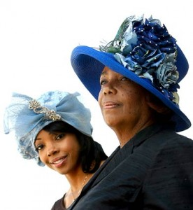 top 10 things to wear in church womens hats