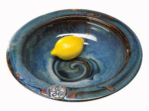Handmade artisan dinnerware
