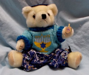 Top 10 worst Hanukkah gift for kids stuffed animal with sweater