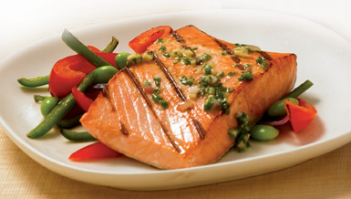 best of gifts for grandparents salmon dinner