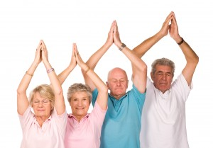 best of gifts for grandparents yoga