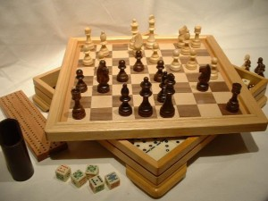 chess and other classic table top games