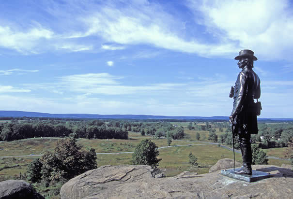 best of totally free stuff gettysburg travel