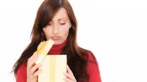 top 10 signs you are a victim of regifting same gift you gave them last year