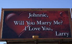 top 10 unique ways to share a message billboard