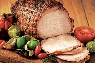 Sliced Turkey