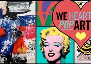 pop art artists