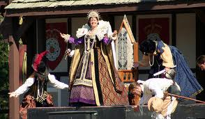 top 10 largest renaissance fairs Pennsylvania Renaissance Faire