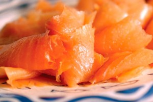 top 10 oregon  products salmon