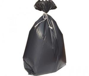 5 pounds of trash