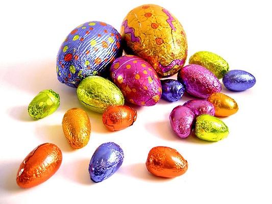 Chocolate Eggs-travaganza!