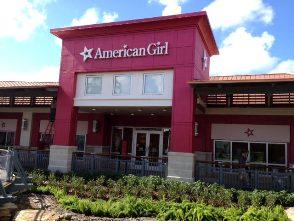 American Girl activities
