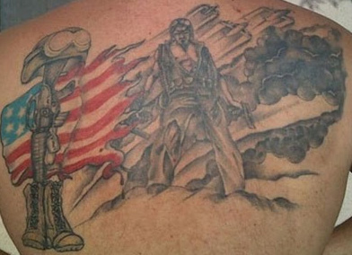 The mighty tattoo