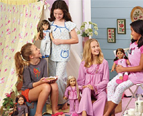 Late Night at American Girl Place