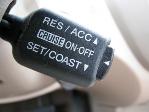 Stay Off The Cruise Control