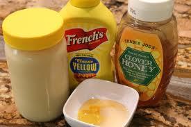 Honey-mustard ham