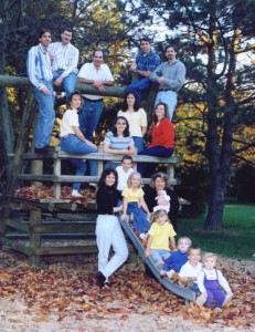 top 10 fun family portraits playground