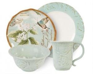 botanic china at Fitz and Floyd