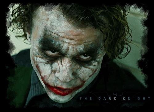 The Joker – The Dark Knight