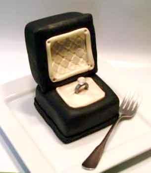 Ring in the Dessert