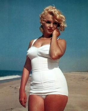 full figure Monroe
