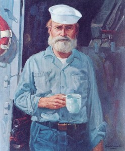 old sailor look