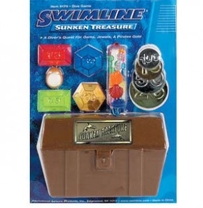 swimming pool diving toys