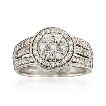 vinatage jewelry and estate jewelry diamond ring