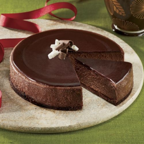 Chocolate Truffle Cheesecake