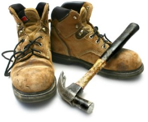 hard working boots