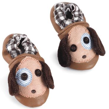 puppy shoes at Koo Koo Bear Kids