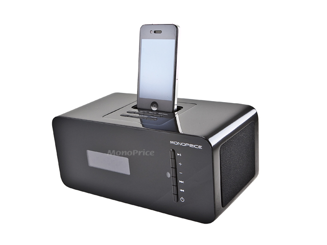 iPhone Speaker Dock and Alarm Clock