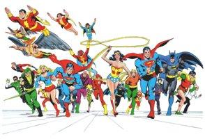 popular super heroes