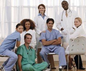 what doctors wear