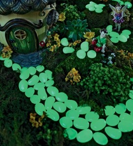 Create a Fairy Village fun family fall activities