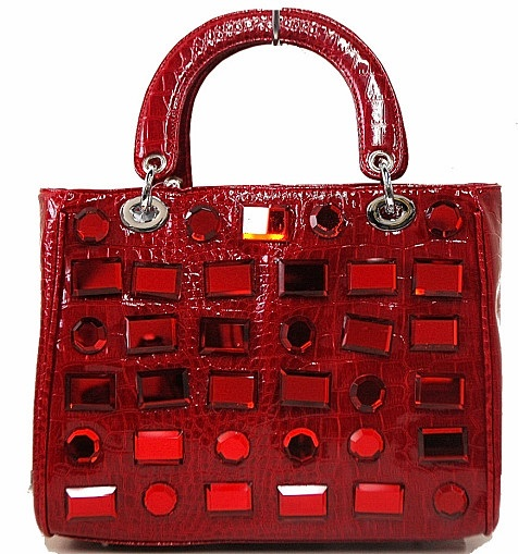 Stunningly Studded and Beaded Bags
