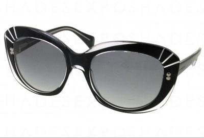 Shapely sunglasses