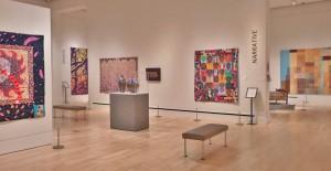 Art quilt gallery