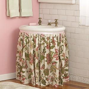 Skirt The Sink