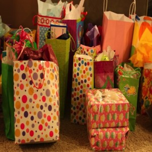 Open Gifts Later