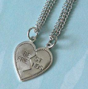 Friendship pendants