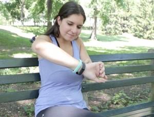Social fitness device