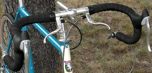 Lube the levers