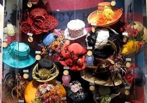 fashion statement hats